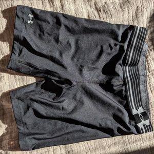 Under Armour Shorts - Under Armour bike shorts
